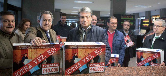 110.000 ciudadanos le pedimos al Gobierno de España que cumpla la ley