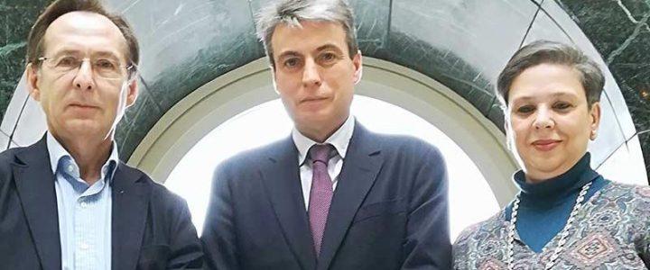 Contamos con el apoyo del Senado de España