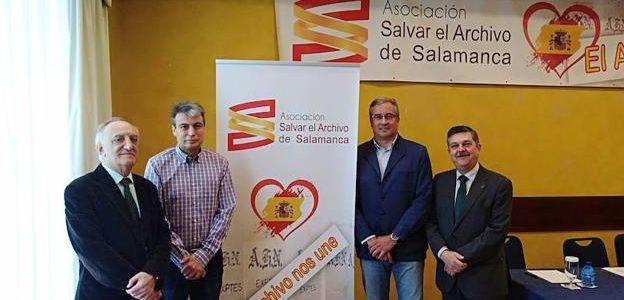 El manifiesto en defensa del Archivo recibe el apoyo de un millón de personas de toda España